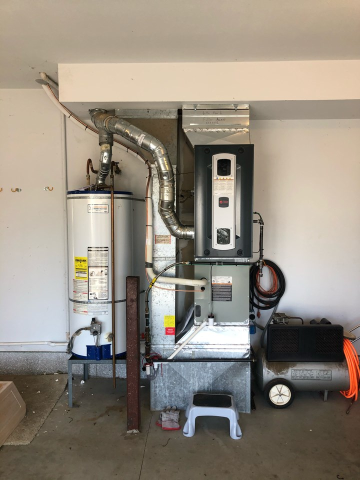 Heating & Cooling Installation