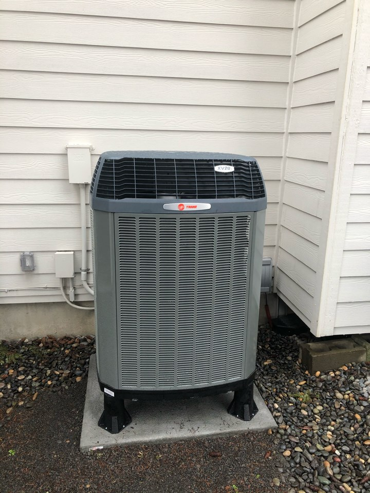Variable Speed Outdoor Unit Installation