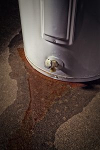 water-heater-leaking